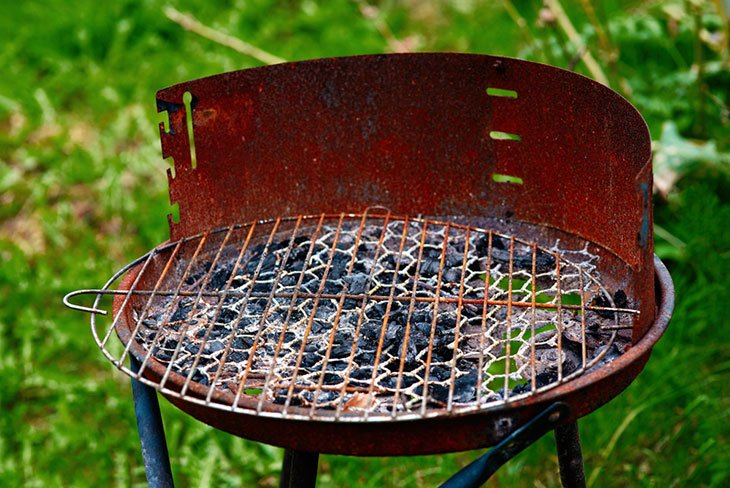 how to keep your grill from rusting