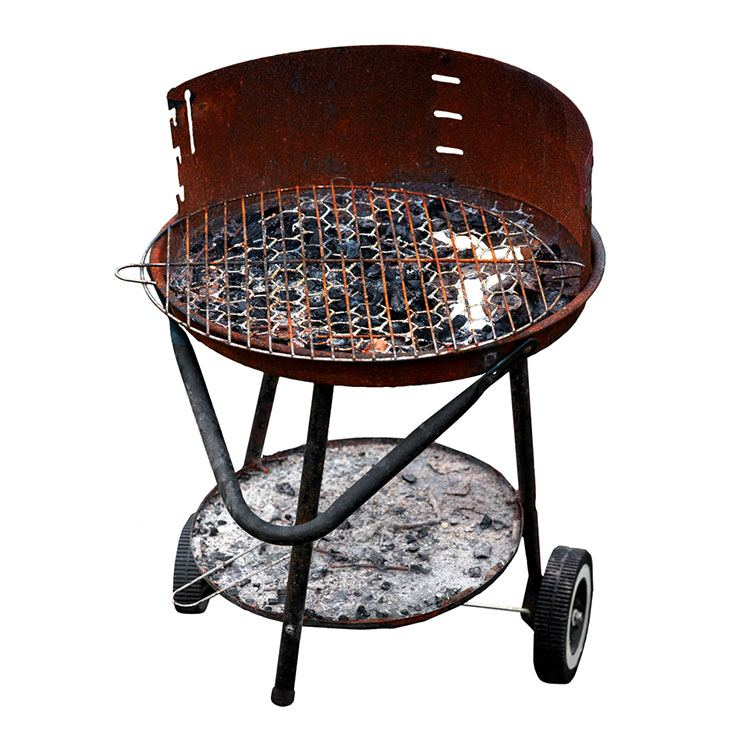 how to keep grill grates from rusting