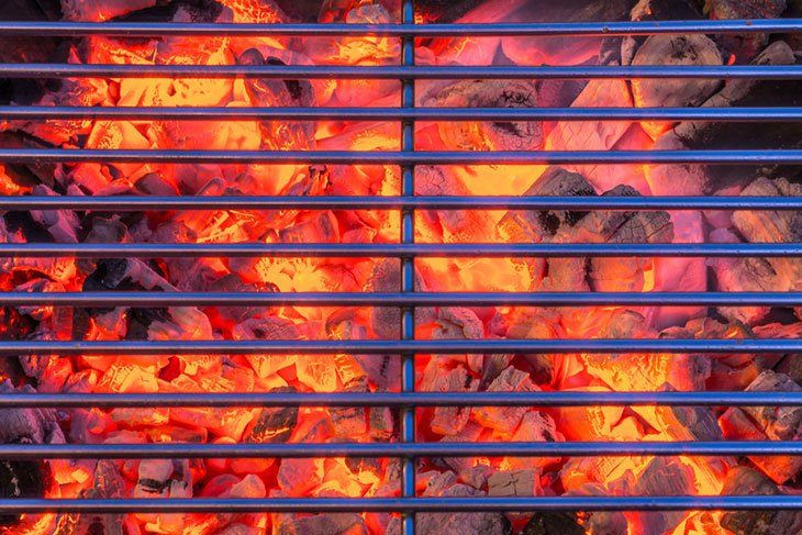 how to keep grill burners from rusting