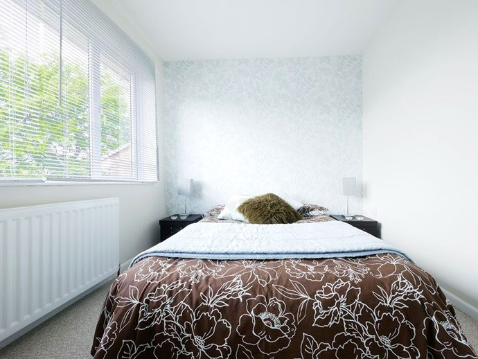 best bed for a small guest room