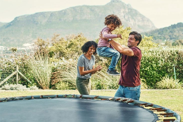 trampoline 21 safety tips