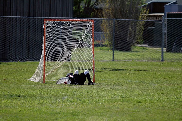 best lacrosse backstop net